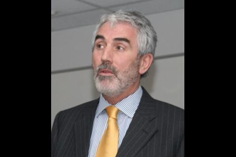 Steve Evans of Clarkson Evans